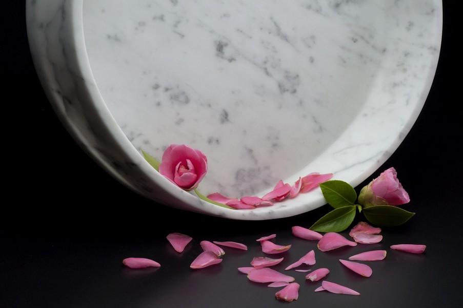 Stonevolution - Svuotatasche in marmo